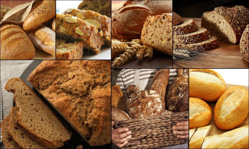 Sağlıklı İthal Ekmek ve Unlu Mamul Çeşitleri