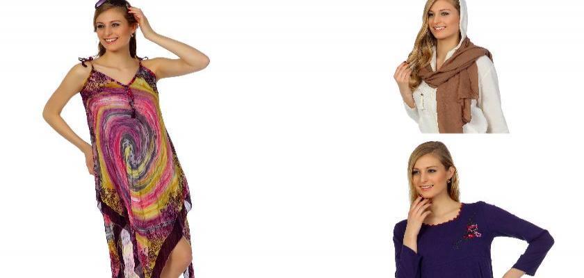 Şile Bezi Elbiselerde Renk Alternatifleri