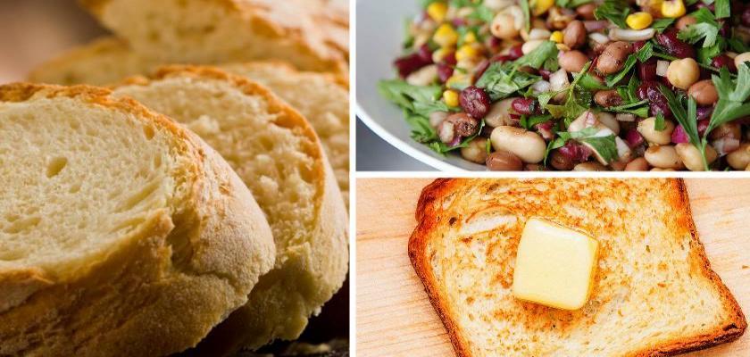 Beyaz Ekmek Yemek Sağlık İçin Zararlı Mı?