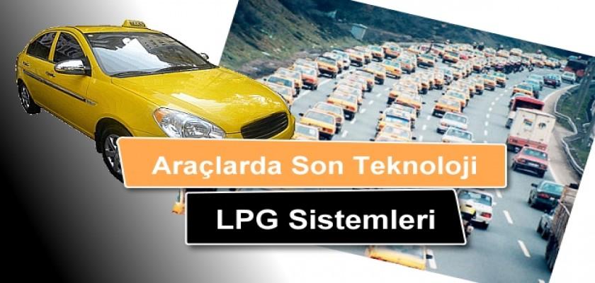 Araçlarda Son Teknoloji LPG Sistemleri