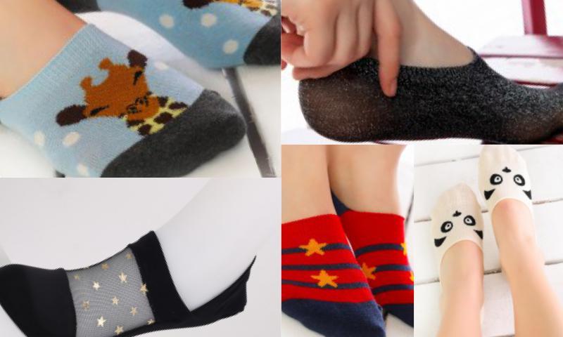 Kadınların Gözdesi Babet Çorap Modelleri