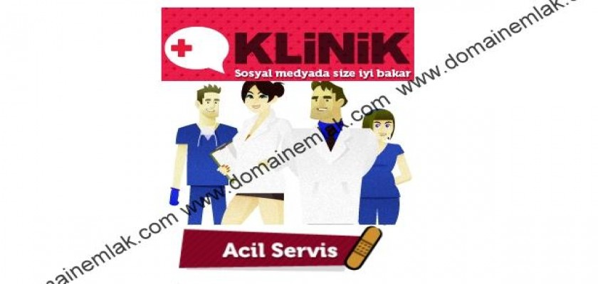 www.klinik.com.tr Web Sitesi Başarılarını İleri Görüşlülüğüne Borçludur