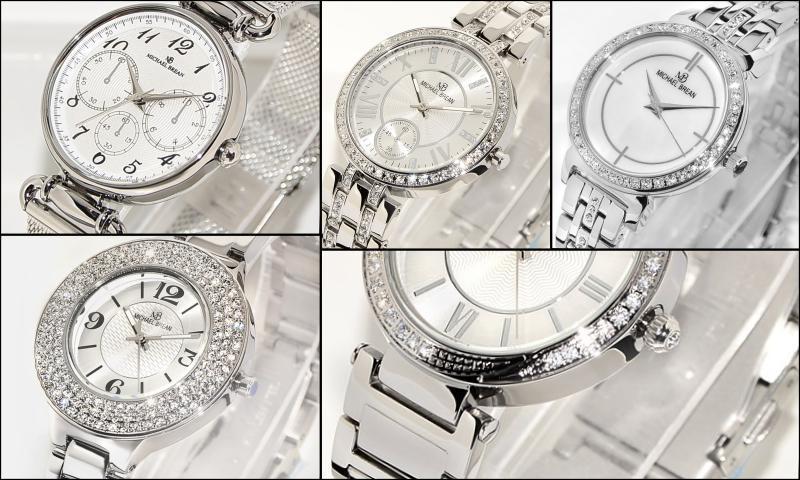 Gümüş Renk Erkek Saat Modelleri