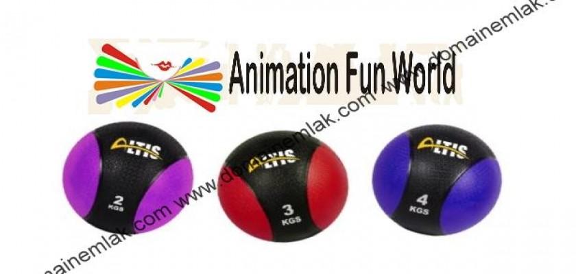 Animation Fun World Çalışanları Bir Takım Ruhuna Sahiptir
