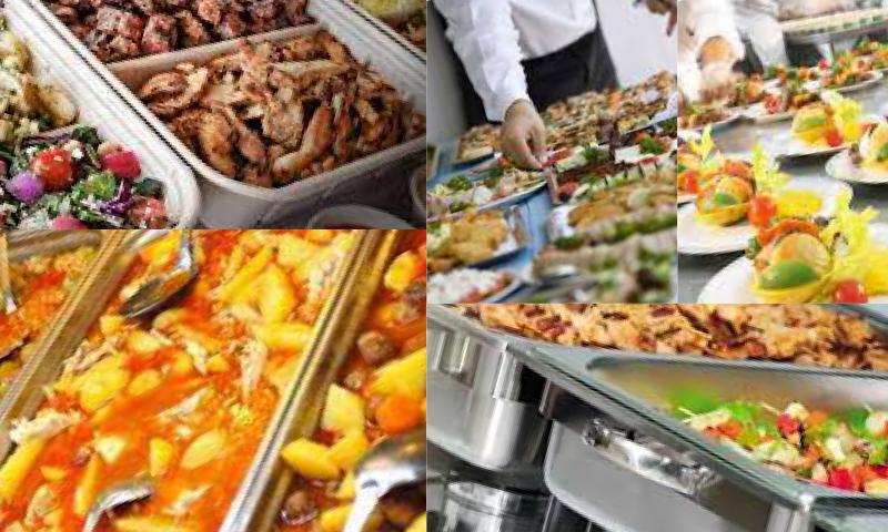 Toplu Yemeklerde Servis Kullanılan Kap Çeşitleri