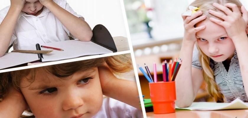 Çocukluk Döneminde Yaşanılan Davranış Problemleri