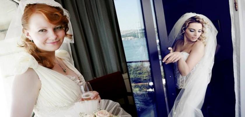 Düğün Fotoğrafları Artık Sanatsal Çekimlerle Hazırlanıyor