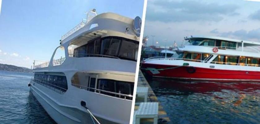 Fasıllarla, Eğlencelerle Boğaz Tekne Turları