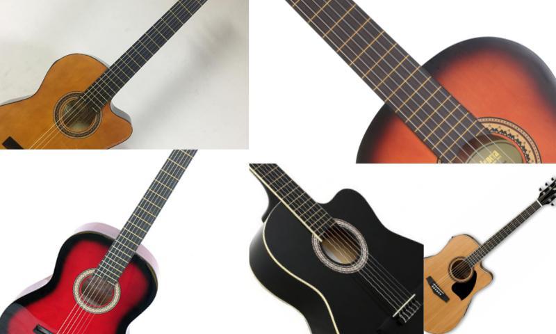 Klasik Gitar İle Akustik Gitar Arasındaki Farklar Nelerdir