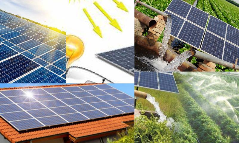 Güneş Enerjisi ile Sulama Tasarruf Sağlıyor!