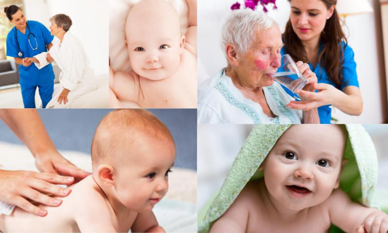 Tecrübeli Bebek ve Hasta Bakıcısı