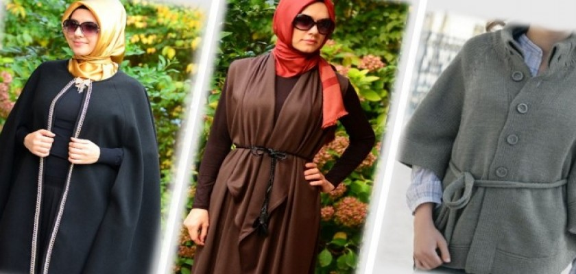 Bayan Giyim Panço Ve Yeleklerde En Trend Model Seçenekleri