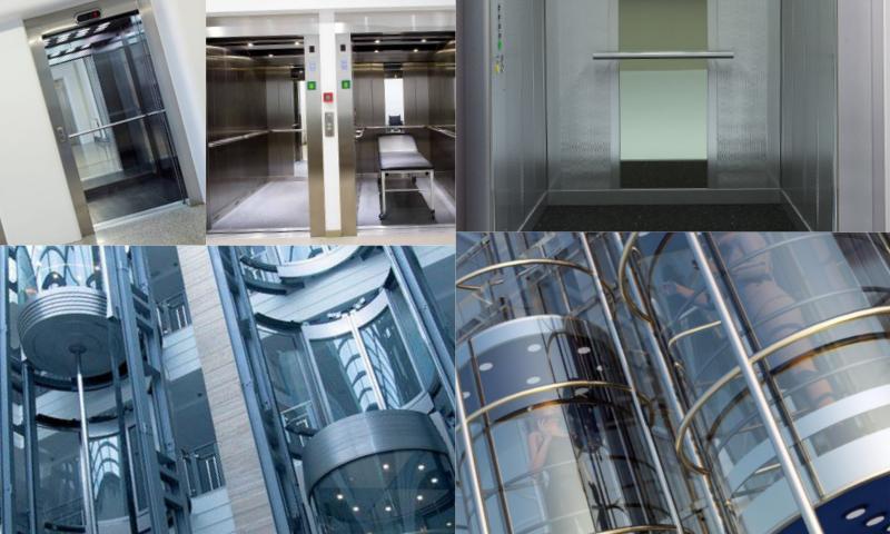 Özelleştirilmiş İnsan Asansörleri