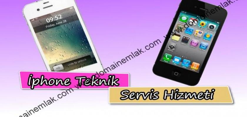İphone Teknik Servis Hizmeti