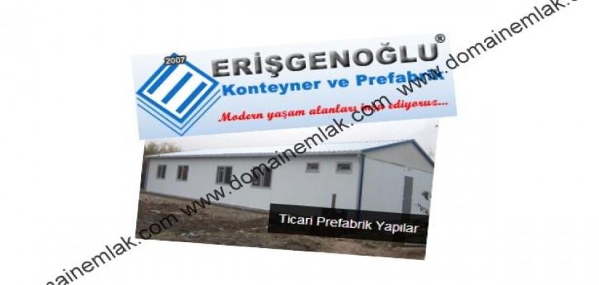 İstanbul'da Konteynerin Adresi Erişgenoğlu Konteyner