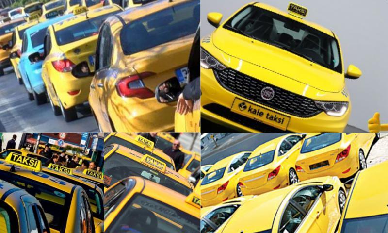 Taksi Şoförü Çalışma Koşulları