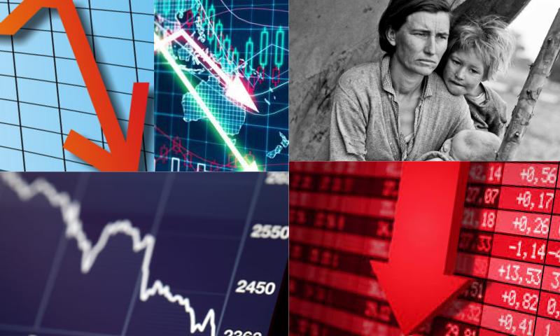 Dünyada Yaşanmış Ekonomik Krizler