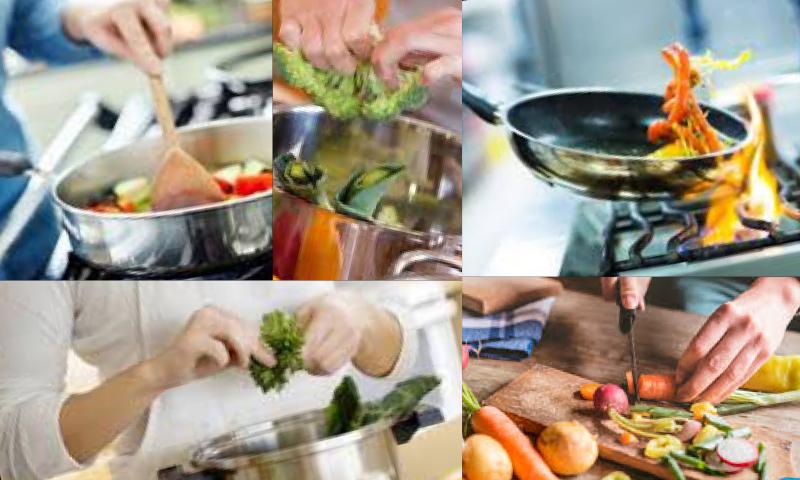 Sağlıklı Yemek Pişirme Yöntemleri