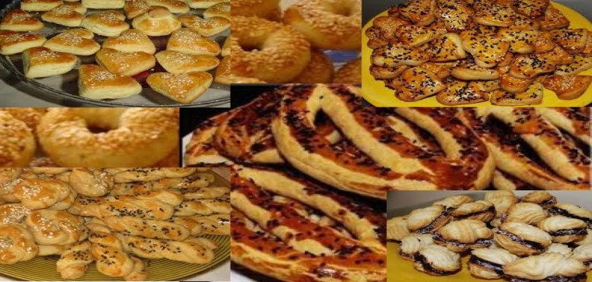 Pastane Usulü Tuzlu Kuru Pasta Tarifi