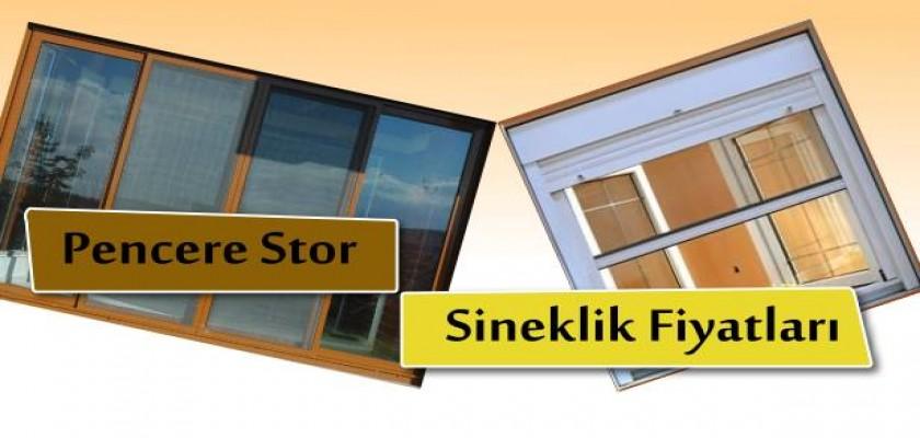 Pencere Stor Sineklik Özellikleri