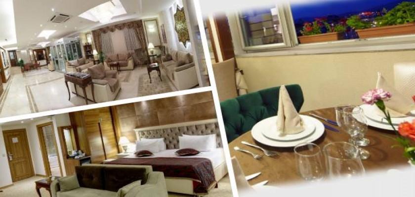 Sivas Buruciye Otelin Özellikleri Nelerdir?