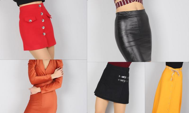 En Şık Günlük Elbise Modelleri
