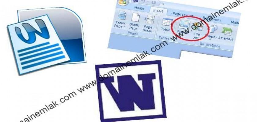 Word Dosyasına Resim Ekleme